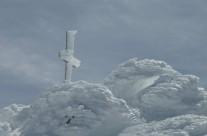 croix enneigé